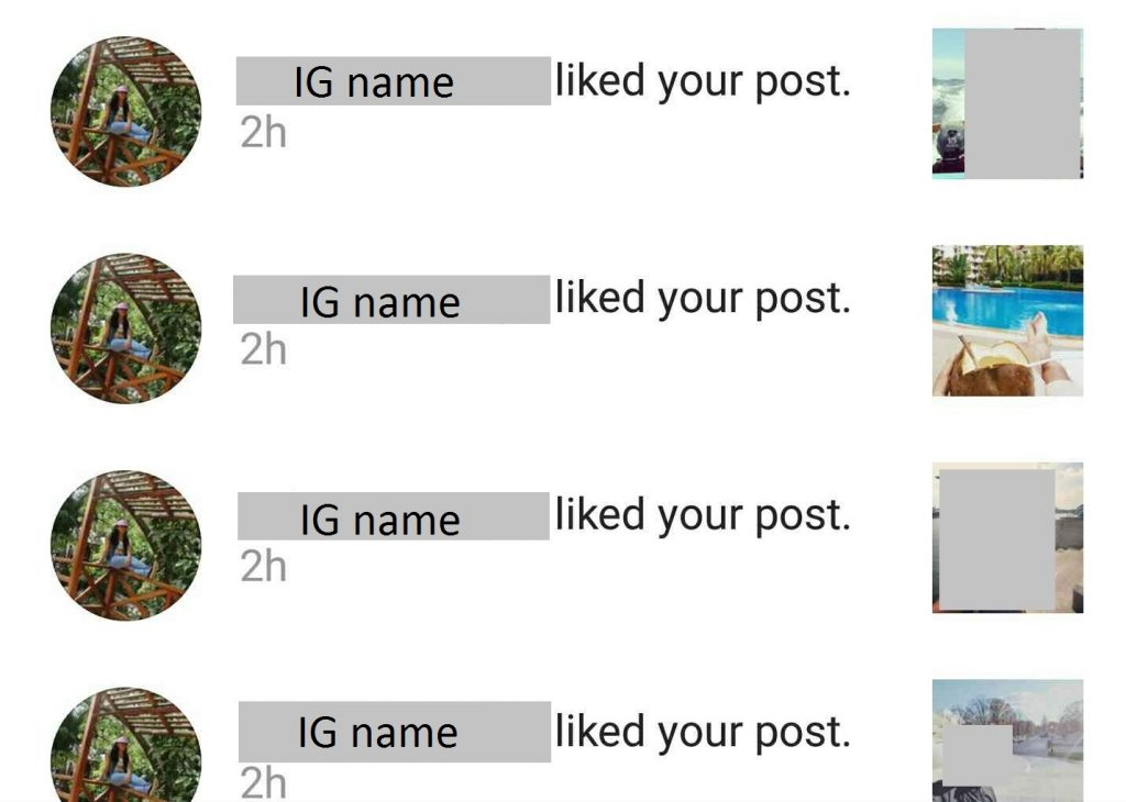 Image of: Insta Pictures And Follow Her This Is An Important Trick Use To Get Over The Message Request Folder Barrier What The Girl Will See In Her Activity Log Is Blogging Wizard How To Meet Girls On Instagram with Video And Screenshots